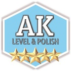 Ak level and polish 's logo