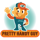 Pretty Handy Guy's logo