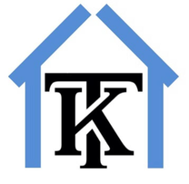 TK Contracting's logo