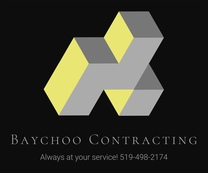 Baychoo Contracting's logo