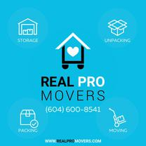 Real Pro Movers's logo