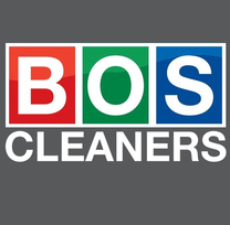 B.O.S. Cleaners Inc.'s logo