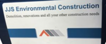 Jjs Environmental Construction's logo