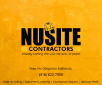 NUSITE Contractors Ltd 's logo