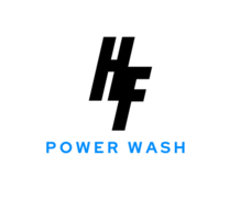 Hydro-Force Power Wash's logo