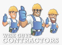 Wise Guys Contractors's logo