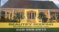 Beautify Roofing's logo