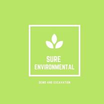 Sure Environmental's logo