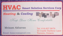 HVAC Smart Solution Services Corp's logo
