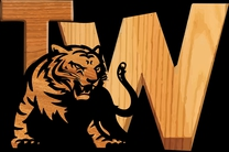 Tiger Woodworking's logo