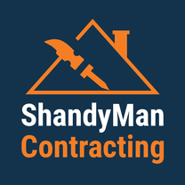 ShandyMan Contracting's logo