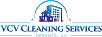 VCV cleanings service's 's logo