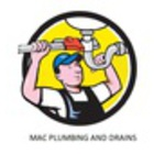 Mac Plumbing and Drains's logo