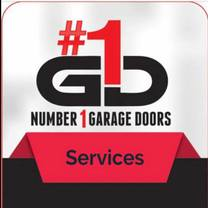 Number 1 Garage Doors's logo