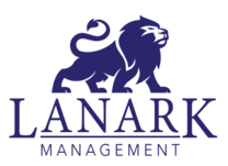Lanark Management's logo