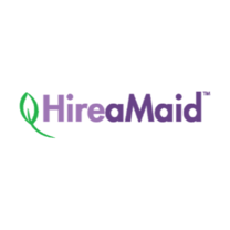 Hire A Maid's logo