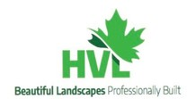 Humber Valley Landscaping's logo