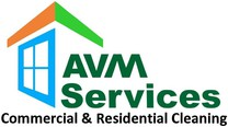 AVM Janitorial Services's logo