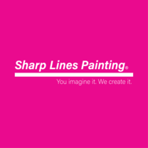 Sharp Lines Painting's logo