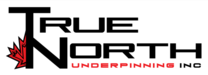 True North Underpinning's logo