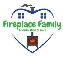 The Fireplace Family's logo