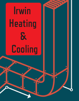 Irwin Heating & Cooling's logo