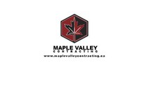 Maple Valley Contracting's logo