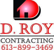 D. Roy Contracting Inc.'s logo