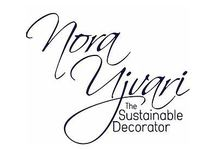 Nora Ujvari The Sustainable Decorator's logo