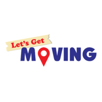Let's Get Moving's logo