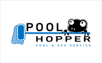 Pool Hopper's logo